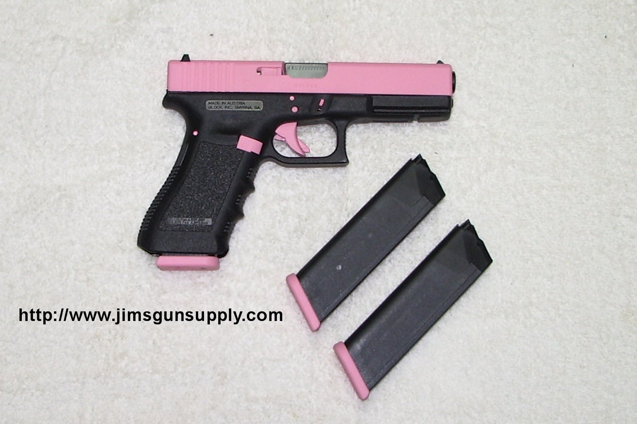 Pink Camo 9 Mm Pistol http://www.therpf.com/f9/your-opinion-pulse-rifle-please-23278/